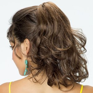Wavy Locks Hairpiece
