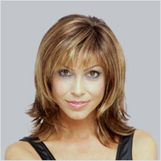 shoulder length wigs