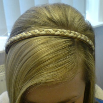 Revlon thin head Braid Band
