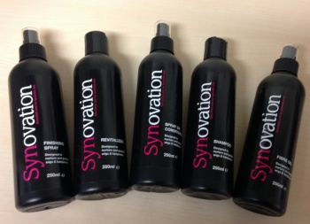 Synovation Full Care Pack for Synthetic Hair