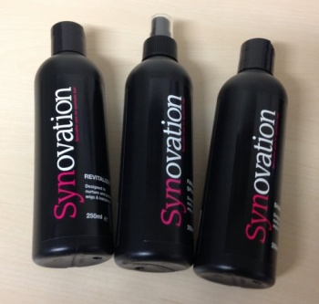 Synovation Wash Pack for Synthetic Hair