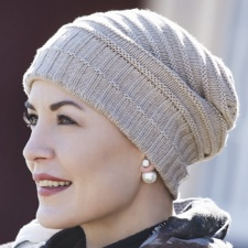 Lumi Knitted Hat - 1196