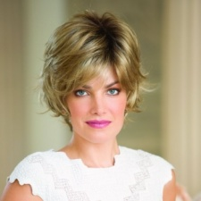Sky Wig (Partial Monofilament Wig)
