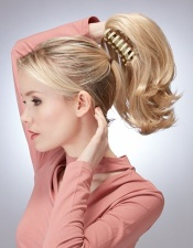 Sleek & Flippy Pony Hairpiece