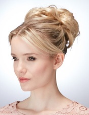 Undone Chignon Hairpiece