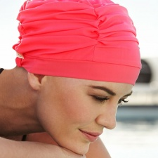 Wave Swim Cap - 1033