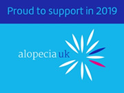 We Support Alopecia UK