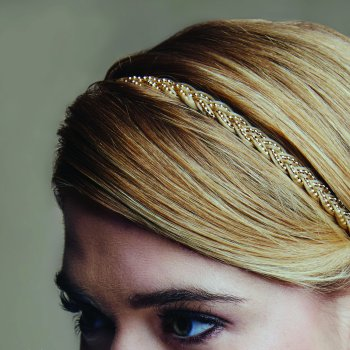 Jeweled Braidband