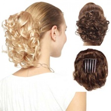 Comb - it - Curly Hairpiece