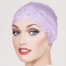 Lace Sleep Cap