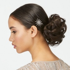 Mini Clip Bun Hairpiece
