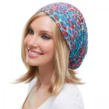 The Softie Boho Beanie Print Headwear SBBP