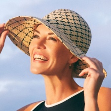 Surya Straw Hat 1247