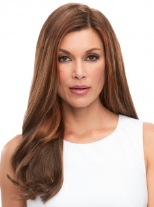 Top Full Hairpiece 744A - 12''